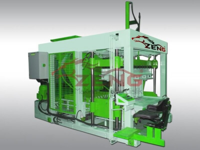 Hollow Concrete Block Making Machine
