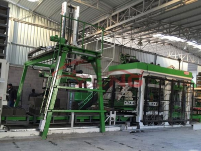 Hollow Concrete Block Machine